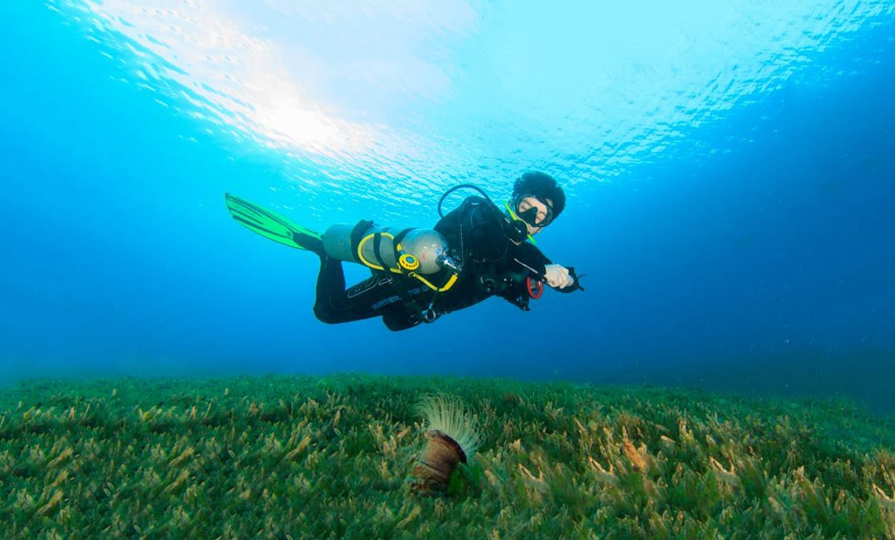Tec Diving Holidays with H2O - by Jenny Lord