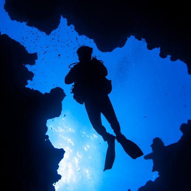 Canyon Dahab Dive Sites