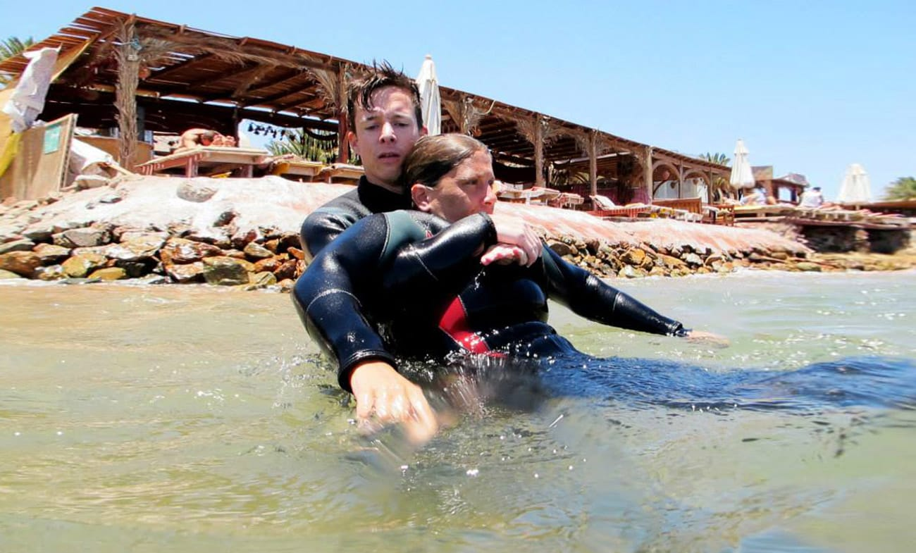 PADI Rescue Diver and think outside the box