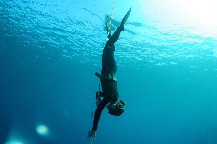 freediving AIDA courses